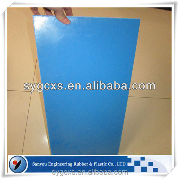 anti slip composite board/auto plastic cover/black heat mold plastic sheets