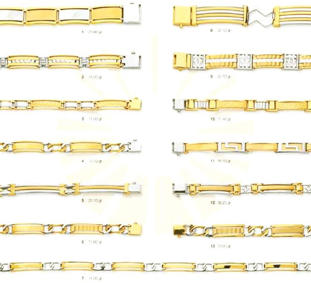 men bracelets 14k gold buy men bracelets 14k gold fashion product on alibabacom