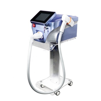 Magic Plus A0406 Soprano Diode  Laser 808nm Painless Hair Removal Machine For All Skin Colors