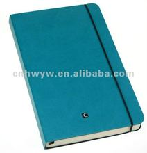 PU Diary leather Notebook 2012
