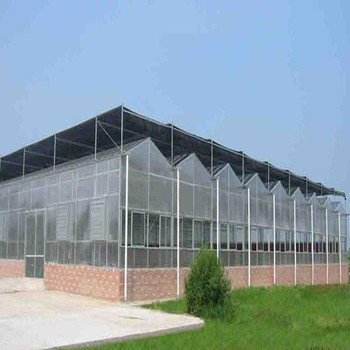 Skylight roofing sheet transparent hollow polycarbonate for Greenhouse skylights