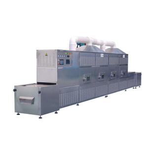 Industrial Fish Drying Machine Sea Food Vacuum Microwave Dryer Oven Dehydrator