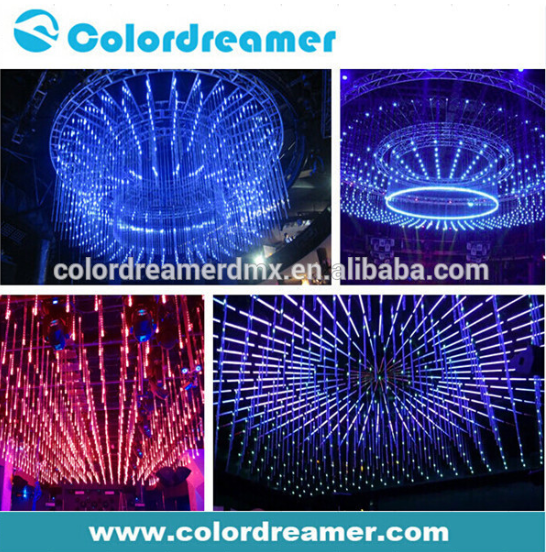 List manufacturers of 3d rope light buy 3d rope light get discount colordreamer madrix dmx 512 contol 3d train christmas rope light aloadofball Images