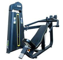 Equipamentos de ginástica comercial Incline Chest Press machine