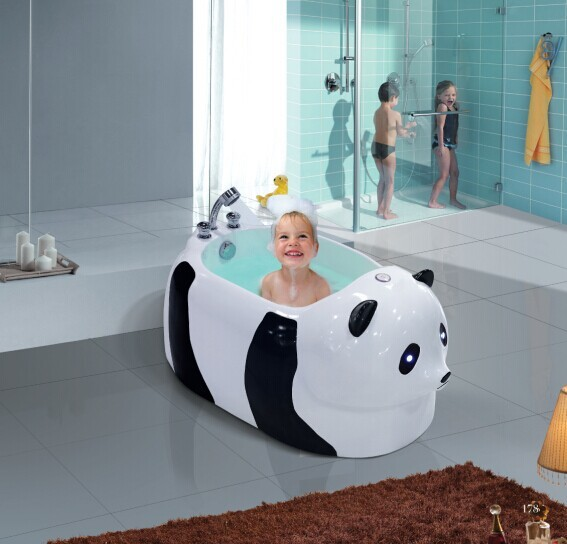 Hs-b04 Baby Spa/baby Bath Tub With Air Bubble Function/infant Tub ...