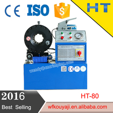 wire cutting stripping and hose crimping machine