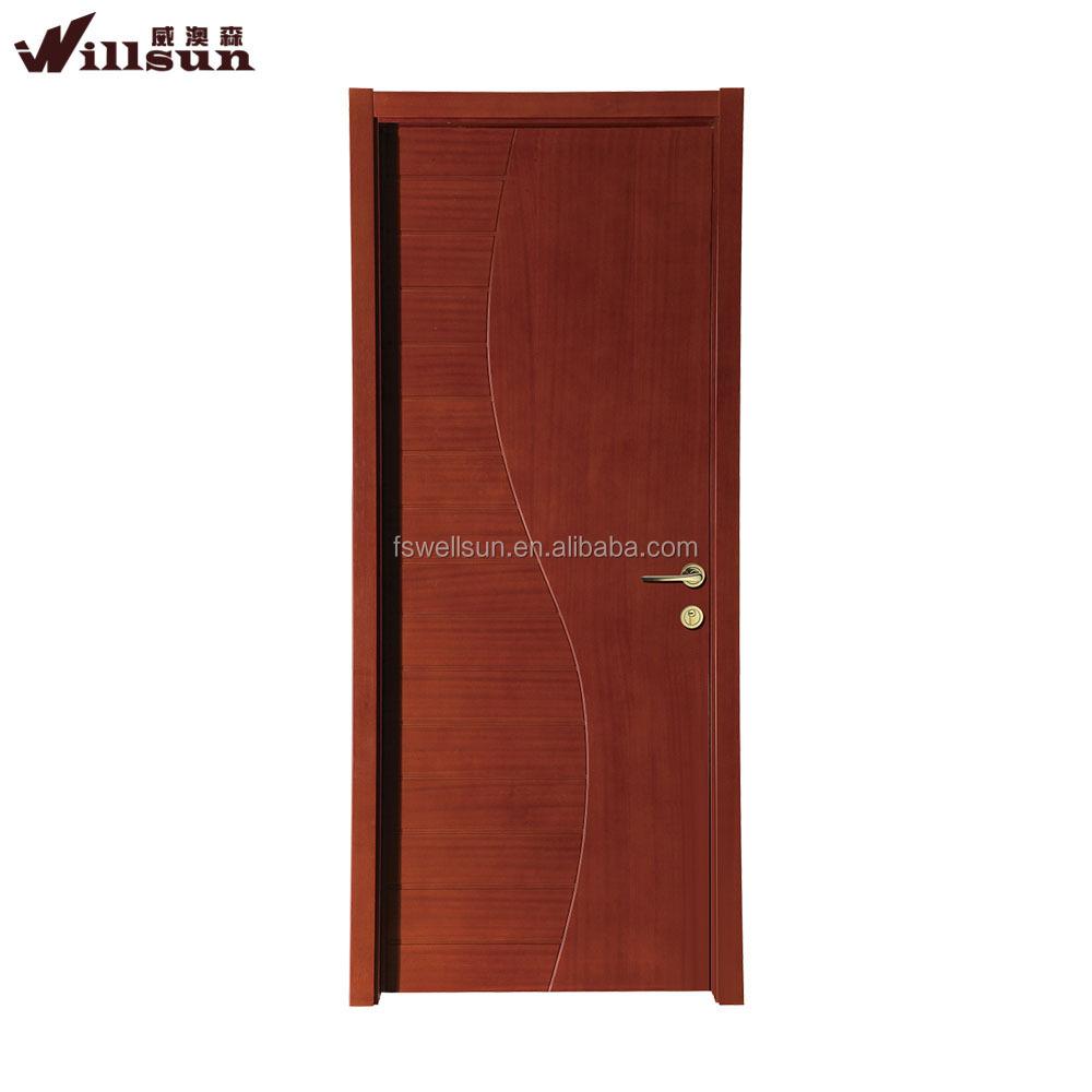 Lightweight Waterproof Plywood Door Decorative Interior Door Skin