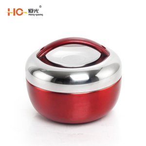 Hign Quality Vacuum Seal Insulated Lunch Box / Thermal Insulation Bento Box / portable lunch