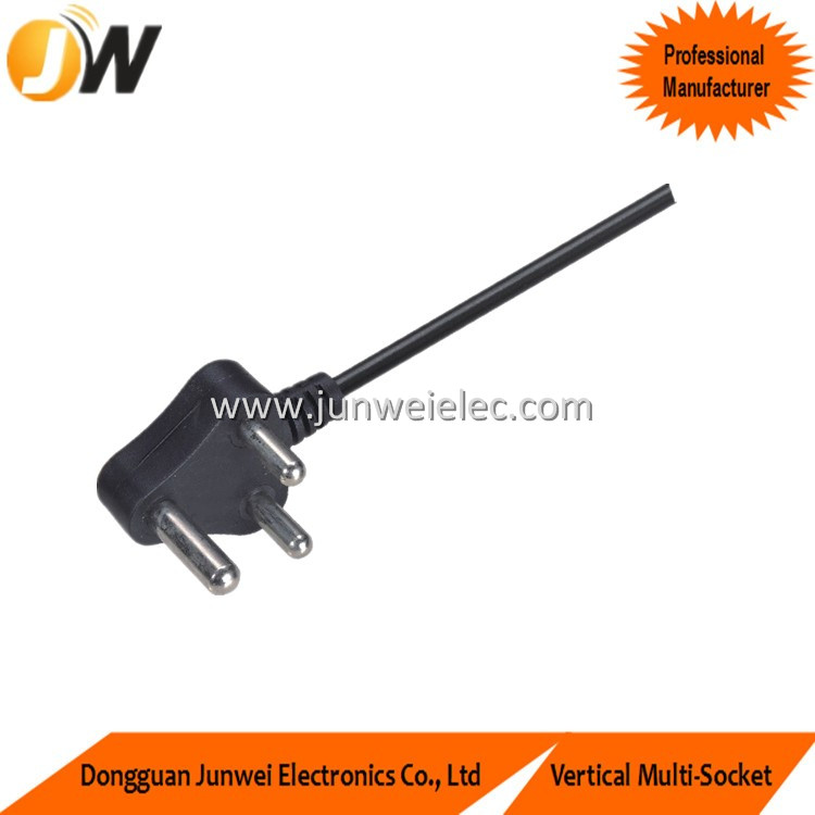 UK USA EU SOUTH AFRICA PLUG Standard Grounding high voltage power cable Power Cord