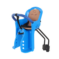 Hot Sale New Mountain road bike child safety seat Child bicycle front chair suitable for 0-6 years old baby