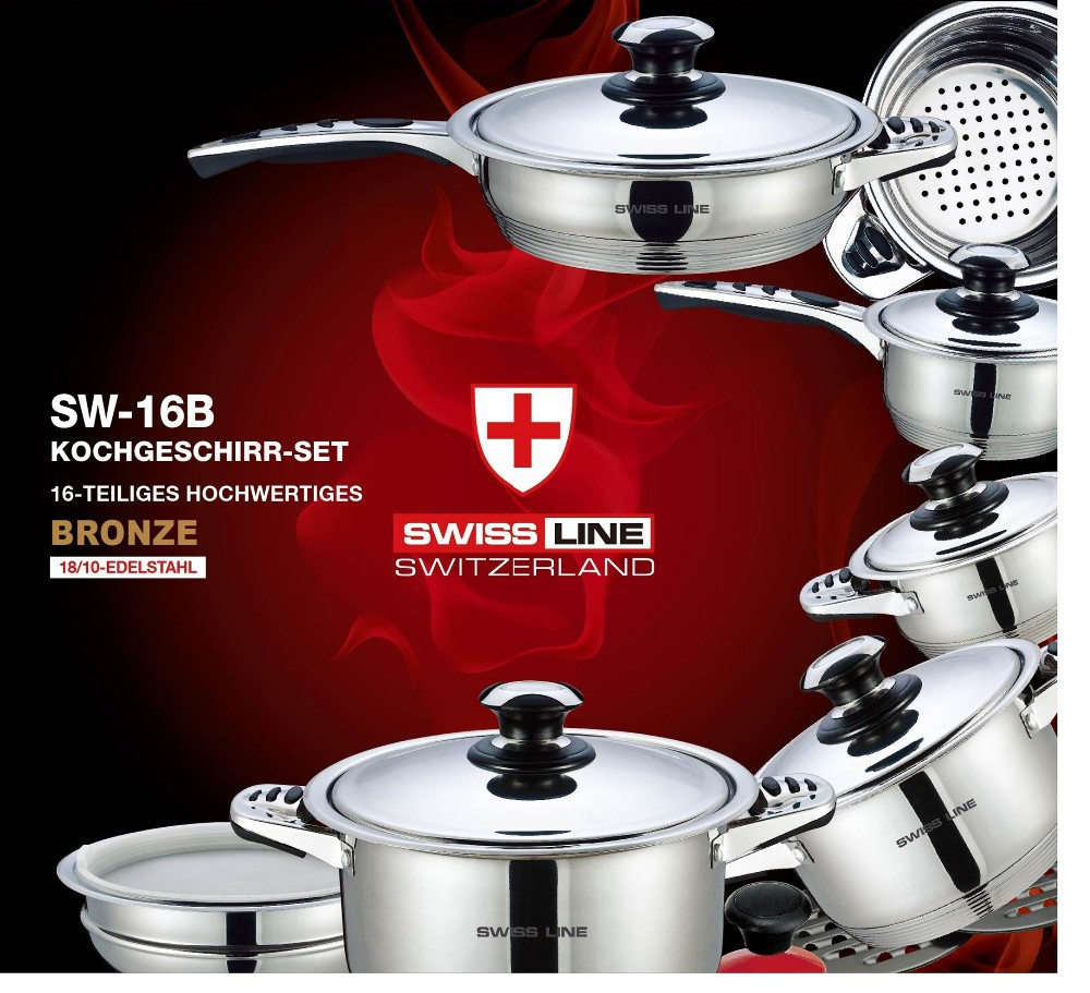 Swiss Line Stainless Steel Kitchen Accessory Stainless Steel