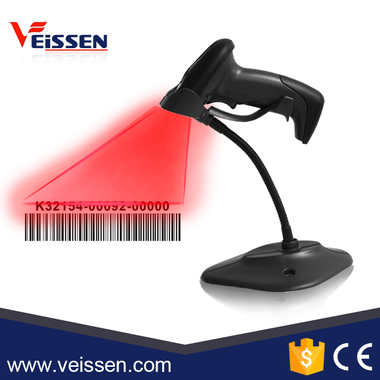 Durable and Cheapest supermarket laser handheld bar code scanner