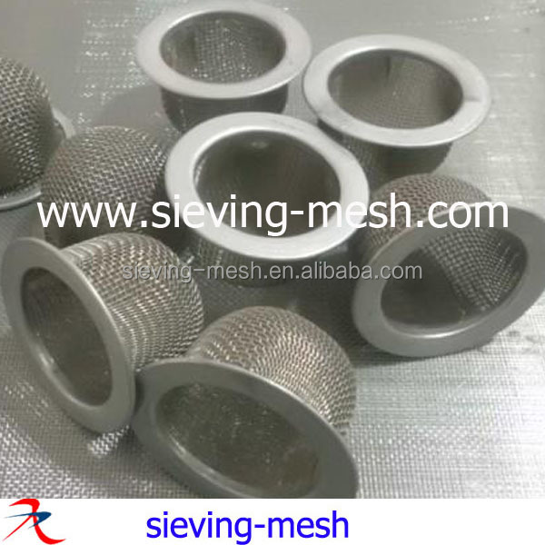 304 316 Stainless steel tea mesh filters, ss mesh filter baskets
