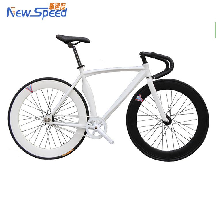 China New Model Cheap 700c Fixed Gear Road Bike Fixed Gear Bicycle Bicicletas Fixie Buy Bicicleta Fixie China New Model Road Bike Downhill Mountain