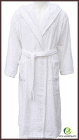 Plus Size Terry Cloth Bathrobe