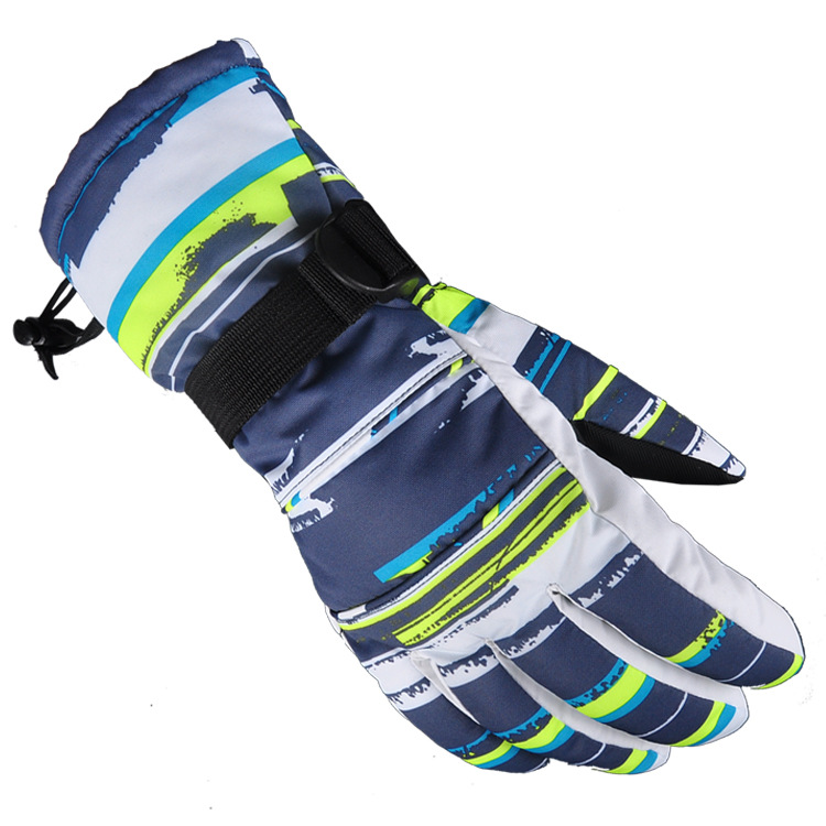 New design winter breathable windproof gloves ski for skiing snowboarding sledding hiking riding, Customized color