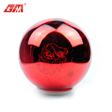 Wholesale Fabulous LED light glass Christmas ball