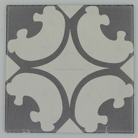 wholesale china different types non-slip bathroom floor tiles 20*20