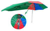 China manufacture professional windproof motorcycle umbrella
