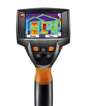 160*120 pixels testo 875-1i industrial / building thermography with digital camera,testo 875-1I thermal camera
