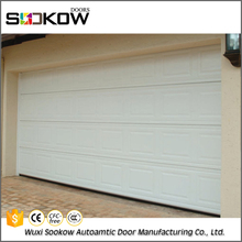 New patent design garage door side seal China insulated steel