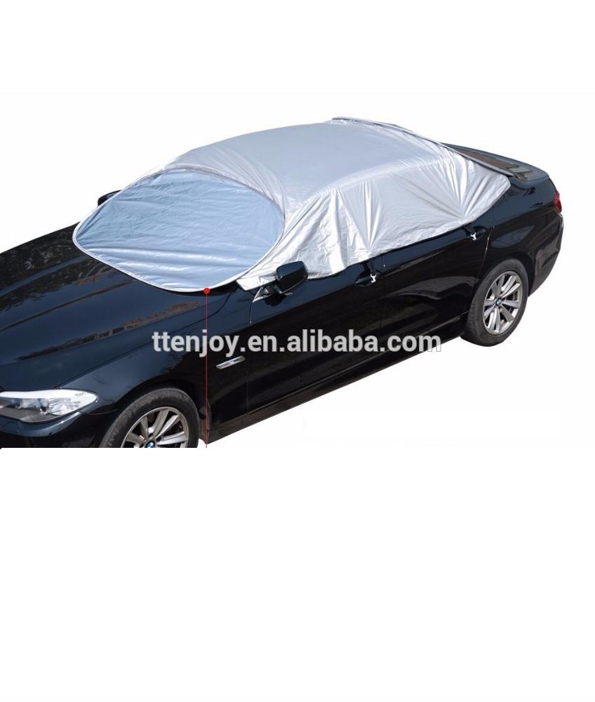 Waterproof Car Cover >> Hot Selling Sun Shade Half Car Covers Waterproof Car Cover Buy Waterproof Car Cover Car Cover Sun Shade Half Car Cover Product On Alibaba Com