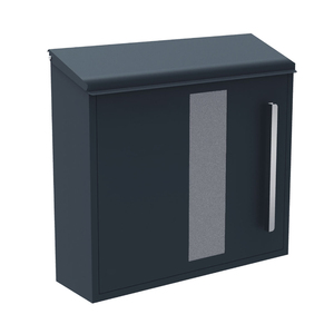 New Design Large Wall Mounted Mailbox Post box with Handle