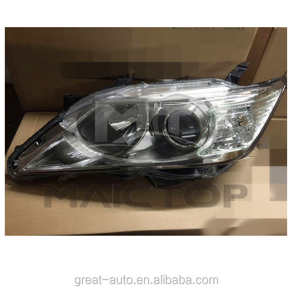 Good Quality Auto Parts Head light Head Lamp for Toyota Camry 2015