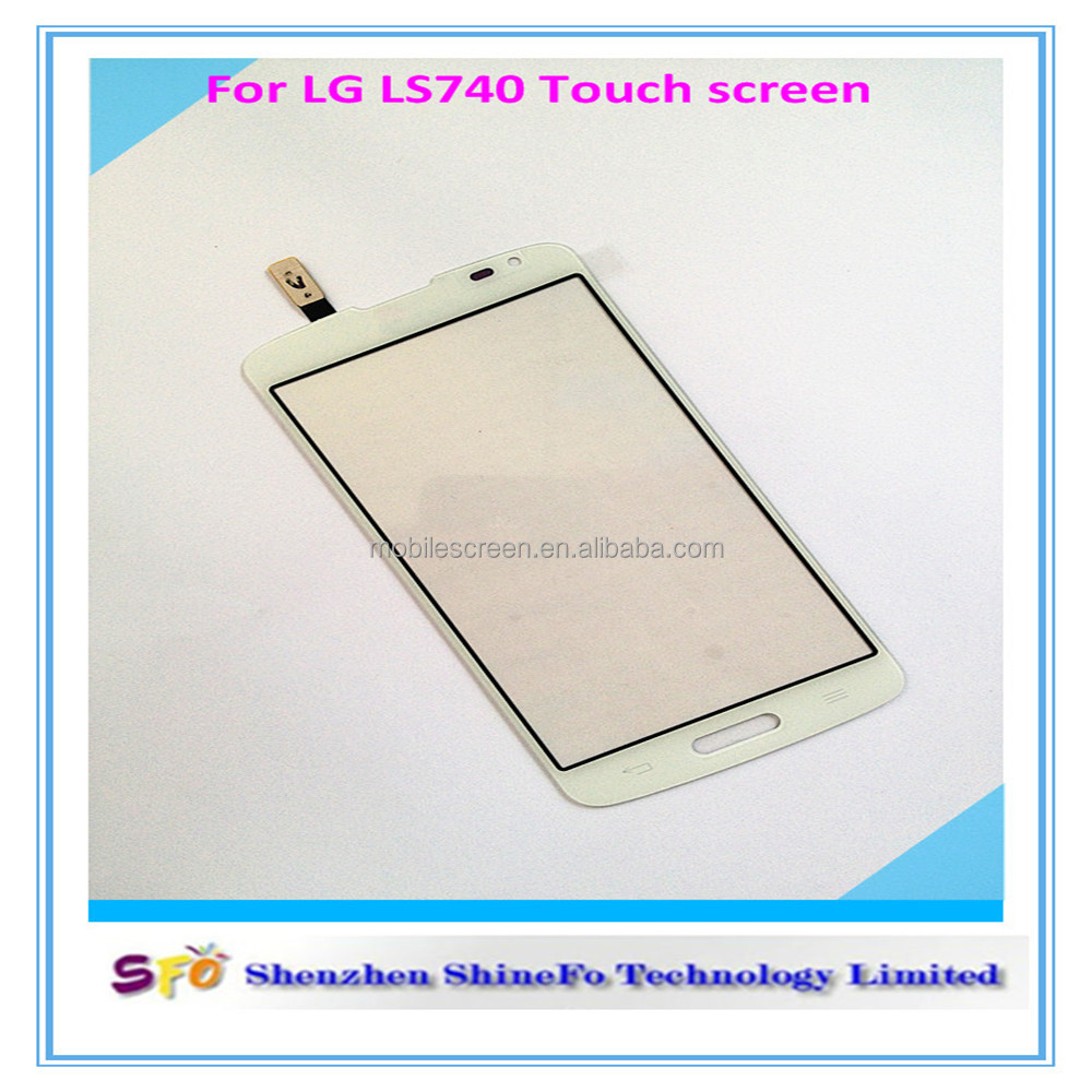 High Quality Touch Screen Digitizer Glass Lens Replacement Parts For LG Volt LS740 Boost