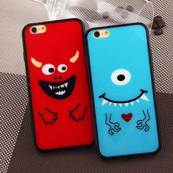 2017 New Model Funny Cheap Protective Mobile Phone Case For iPhone 6