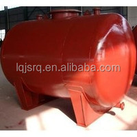 Well-formed carbon steel storage tank made by Luqiang