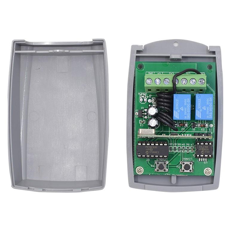 SMG-822 433mhz remote control rolling code receiver doorhan pujol