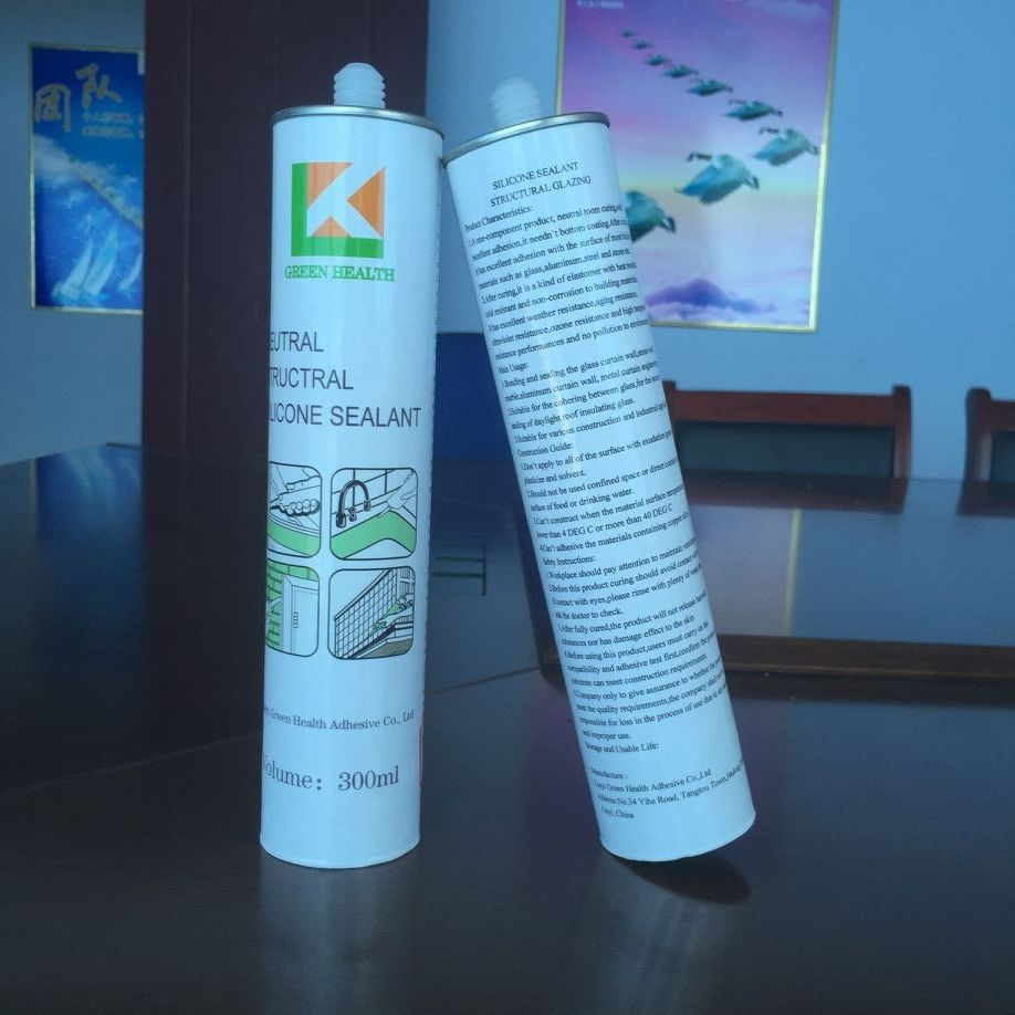 Multipurpose Waterproof Structural Silicone Sealant