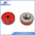 alnico round base cup shallow pot magnet with countersunk hole
