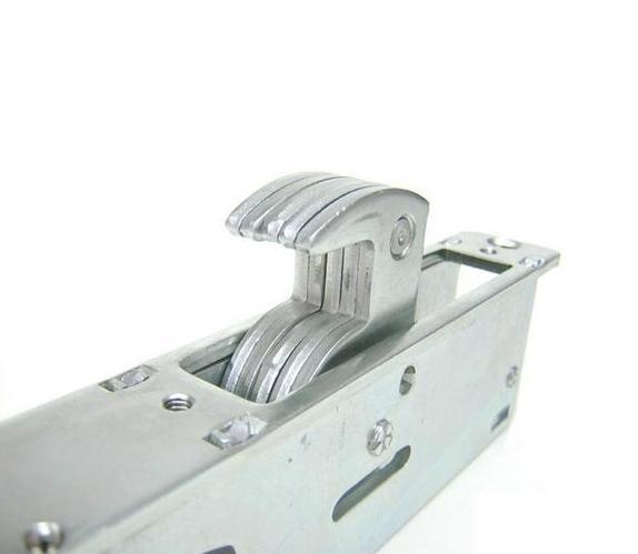 cerradura meta aluminio corredera