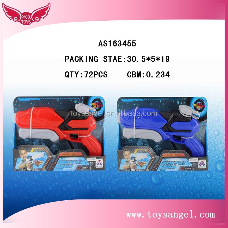 new trend product high pressure water spray cheap plastic toy guns for kids