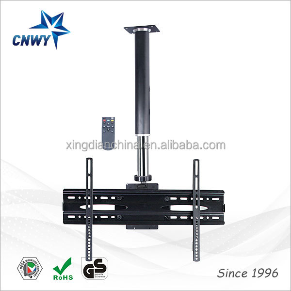 Motorized Remote Controlled Electric Lcd Tv Wall Mount