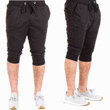 Terry Jogger <span class=keywords><strong>Shorts</strong></span> mit Biker Stich in Schwarz <span class=keywords><strong>moto</strong></span> jogger hosen gym pants