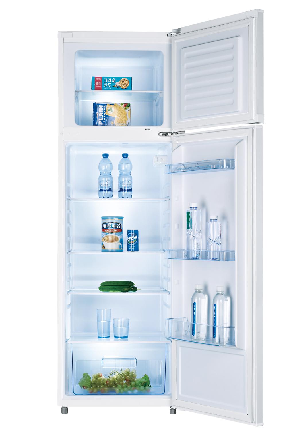 kitchen lowes mini fridge and freezers top freezer double door