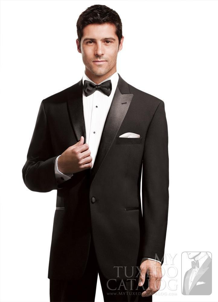 5224221f475 Get Quotations · New Arrival black wedding suits for men peaked lapel  groomsmen suits slim fit tuxedos two-