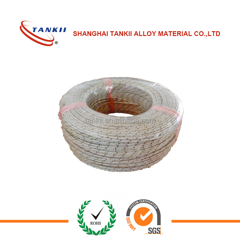 Electrical wire type EX thermocouple wire