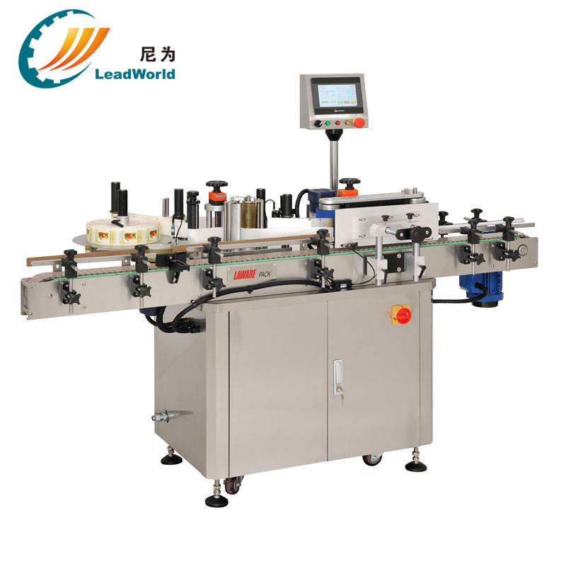 Flexo Label Printing Machine/Round Bottle Labeling Machine/Care Lable Machine
