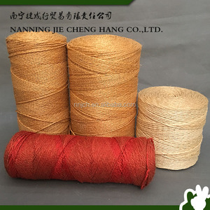 Sisal Twine Sisal Yarn Dyed Red/Orange/Natural White