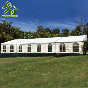 Aluminum 2000 Seaters Outdoor Event Huge Reception Tent Hall For Wedding Party Catering