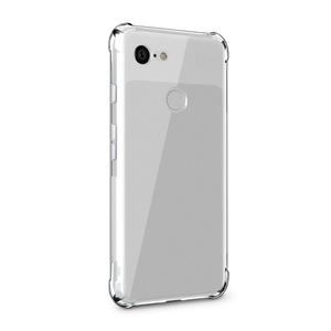 anti shock tpu phone cover for google pixel 3 xl back case