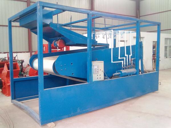 Mijnbouw apparatuur nat hoge intensiteit permanente magnetische scheiding magnetische separator machine prijs