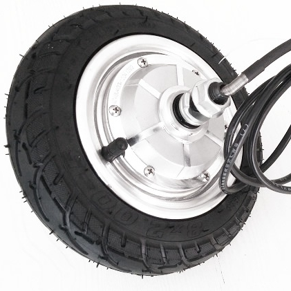 high quality 8 8 inch 24v 36v 48v hydraulic drive front wheel hub motor