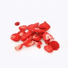 Delicious sliced strawberry flakes new arrive strawberry