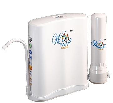Wonderland Gold Water Filtration System