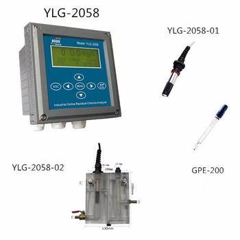 ylg 2058 ph control dosing pump chlorine sensor water, view phylg 2058 ph control dosing pump chlorine sensor water